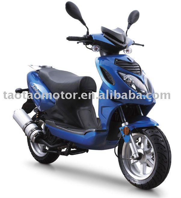 EEC EPA/DOT GAS SCOOTER SPORTY 50cc/80cc