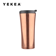480ml Wholesale Double Wall Insulated Starbucks Thermos Coffee Stainless Steel Sippy Mug Cup With lid