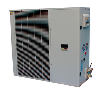 R404a Air cooled condensing unit used for Cold Room