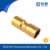 Air Brake fittings Compression Brass tee fittings