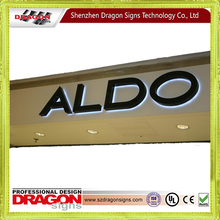 New outdoor led light , signage