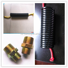 PA12 air brake coils/Auto Trailer Pneumatic Air Brake Coil PA Nylon Hose