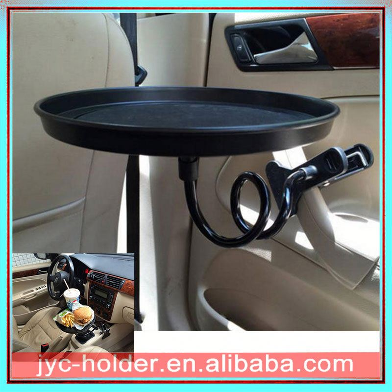Plastic folding tray table H0Tq8m car swivel tray