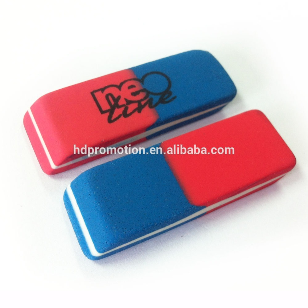 Two use Rubber Ink Eraser