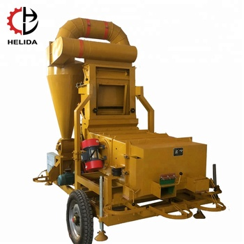 3 ton per hour air screen grain seed cleaning machine