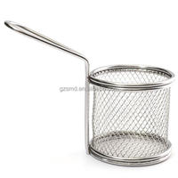 High Quality Kitchen Stainless Steel French Fries Basket