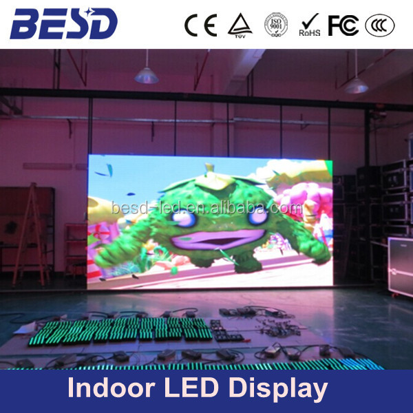 video full color led wall ,P5 led display <strong>screen</strong>