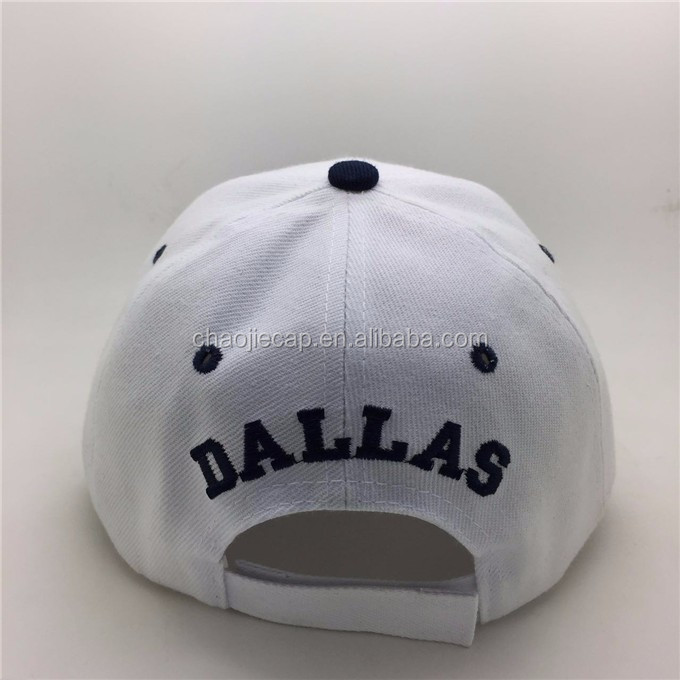 Sports hats 6 panels embroidered baseball caps