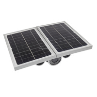 Top Selling Model KA0029 Cloud P2P 720P with build-in ir cut solar powered outdoor camera
