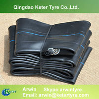 Butyl inner tube of pneumatic tyres