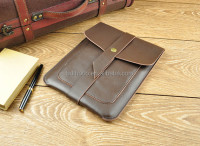 "china supply custom Leather Sleeve Bag Case Cover Pouch for iPad Mini 1/2/3 Retina 7"" 8"" MID Tablet"