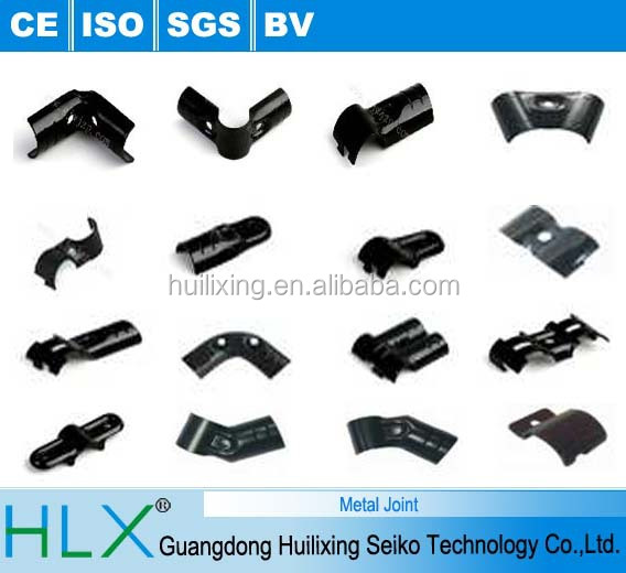 HLX professional manufacturer of H series Metal Joint for wood ,storage equipment,storage shelves and other