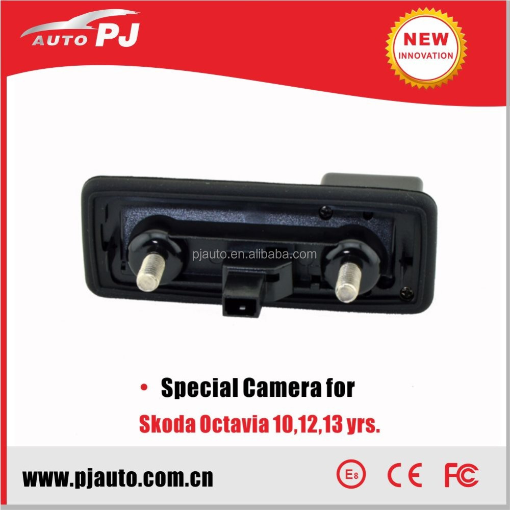 SONY CCD Reverse Car Camera, Specific Car Rearview Backup Camera for Skoda Octavia 2012, (PJ-TCD-SCD01)