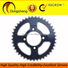 high quality heat treatment motor sprocket 428 fine blanking sprocket