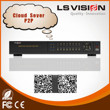 LS VISION network testing tools network speakers dvr network client