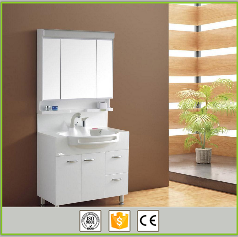 Beau White Color Acrylic Bathroom Furniture Bathroom Mirror Cabinet   Buy Bathroom  Mirror Cabinet,Acrylic Mirror Cabinet,White Color Bathroom Cabinet Product  On ...