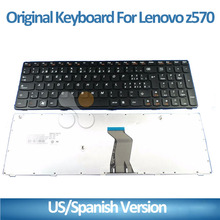 computer keyboard For IBM for Lenovo B570 V570 B575 Z570 Russian RU keyboard laptpop