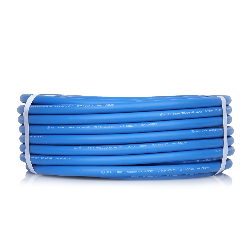 rubber flexible high pressure twin/single welding hose with brass connectors