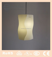 PP material simple design for indoor lighting
