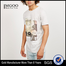 Newest Design Custom Screen Printing T-shirt Top Selling American Streetwear Apparel Mens Cotton T-shirt With Your Label