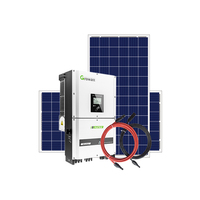 SIMMPLE SECURE SMART 25KW ON GRID GROWATT SOLAR GENERATOR SYSTEM