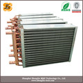 aluminum fin water dispenser cold storage condenser unit