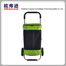 Fashion Durable Foldable Shopping Bag Foldable With 600D Polyester