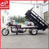 Kavaki Factory Wholesale 3 Wheel Heavy Duty Cargo Tricycle With Meter Cover For Adult