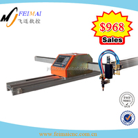 Portable CNC Flame Plasma Cutting Machine
