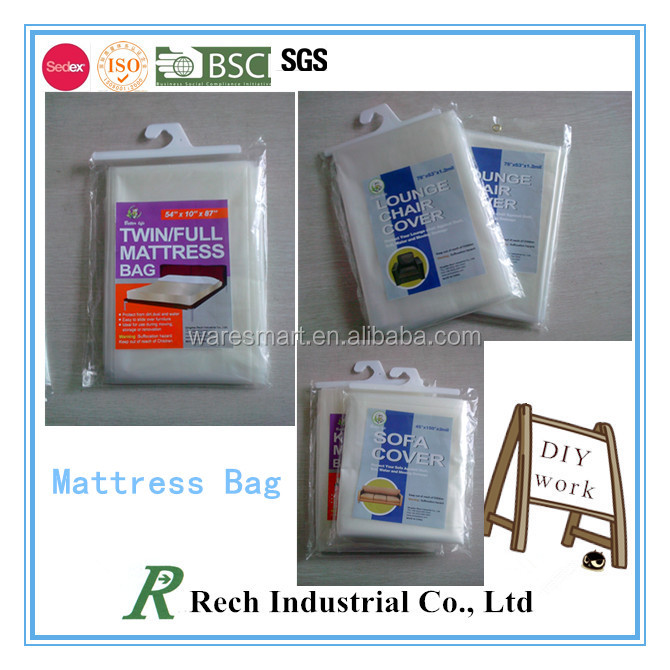 plastic bags for mattresses