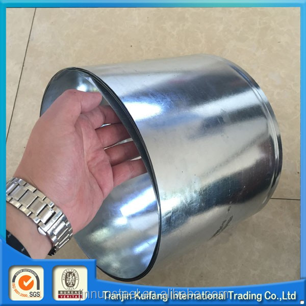 galvanized steel strip with width 152 mm