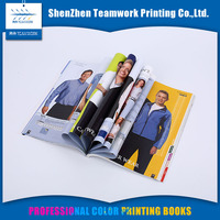 High quality product catalog,company brochure, commercial printing market