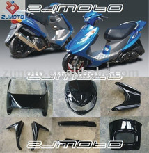 FRP Motorcycle Bodywork Fairing For address V125 V125G Motorbike FRP Racing Fairing Body Kits Cover (HRH)