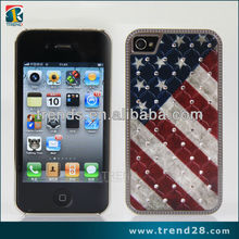 wholesale new product hard pc case girly for iphone 4