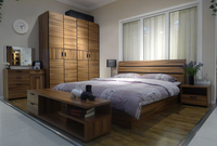 pictures of wooden furniture designer double bed