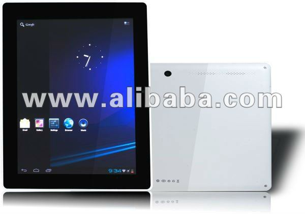 9.7'' IPS MULTI TOUCH PAD WITH ANDROID 4.0 (YT-931(A))