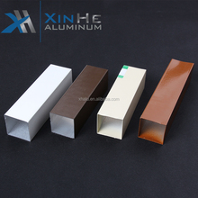 China Aluminum Profile Supplier For Middle East Market Hot Sale Silver Mill Finish Aluminum Kitchen Profile For Kitchen Cabinet