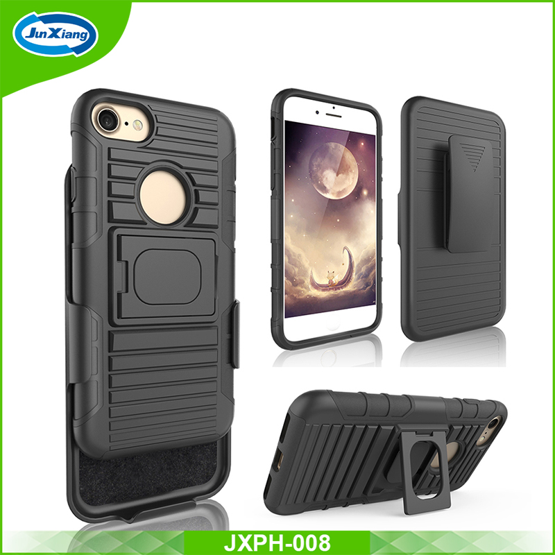 New product armor hybrid protective cover for iphone 7 mobile phone case