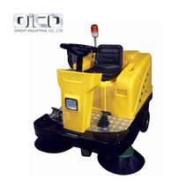 C200 Electric Cleaning Vehicle Outdoor Sweeping Machines Eec Electric Sweeper Road Sweeping Machine
