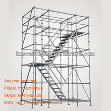 Oil and Gas Refineries Layher allround scaffold system