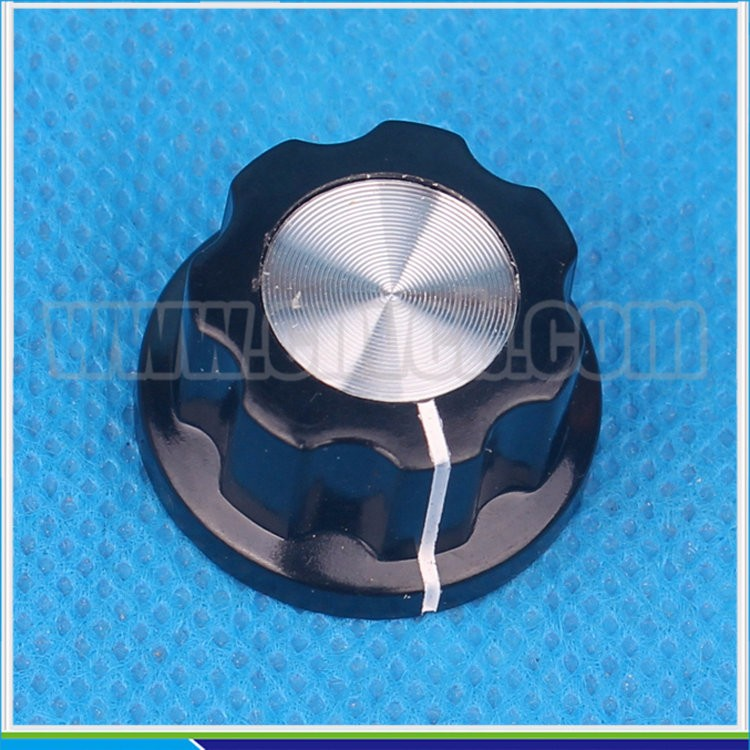 K16 high quality Guitar Pedal Effect Bass Jazz Volume Control Knob