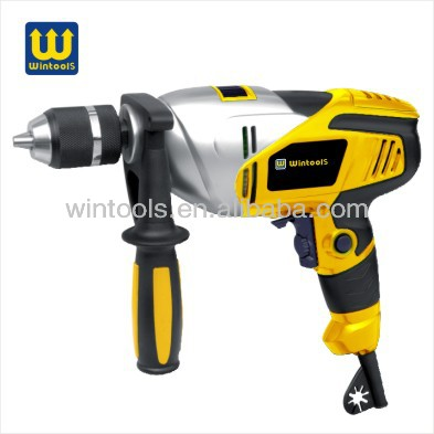 Good quality electric manual hand drill 13mm 1050w