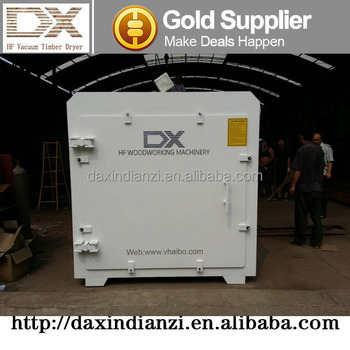DX3-20CBM New Inner Design Vacuum Square Timber Drying Oven for Thick and Hard Wood