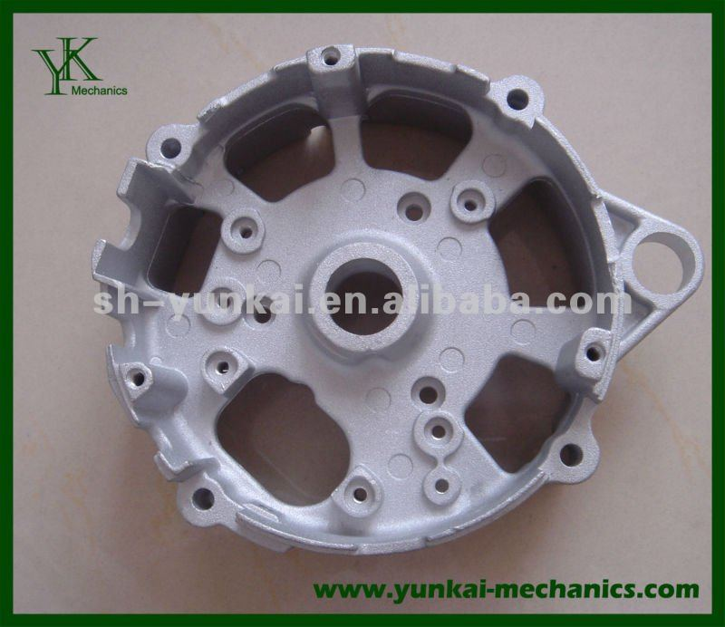 Precision molded metal parts with anodized process,aluminum die casting parts,small orders are welcomed
