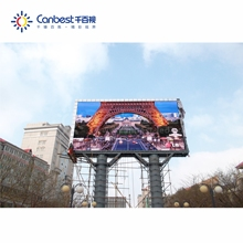 Wholesale Price Double sided Cabinet Sex Video Electronic Advertising Full Color P5 P10 P8 Flexible Custom Outdoor LED Display