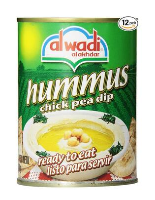 CHINA FACTORY PRODUCE CANNED HUMMUS TAHINA DIP