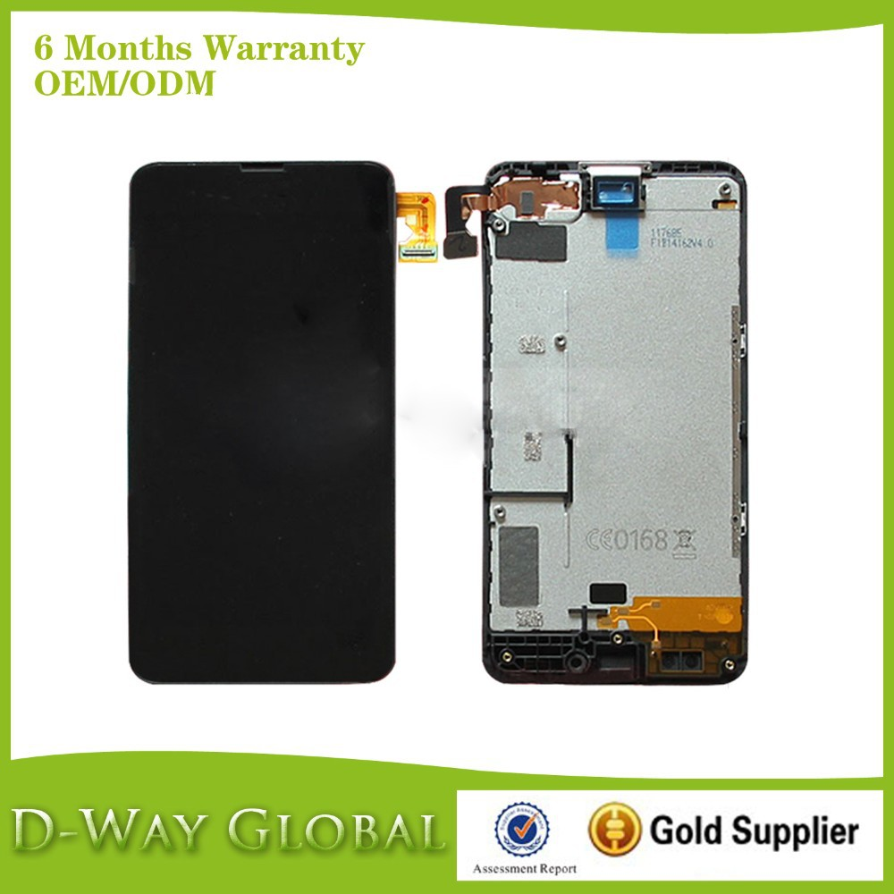 Cheap price original quality LCD Display For Nokia Lumia 630