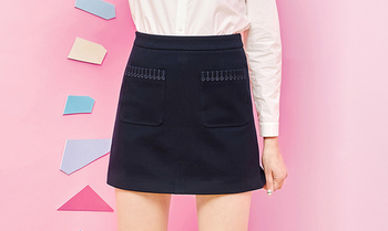Latest skirt design for women, mini skirt for ladies , women office skirt