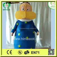 2015 HOT!!!HI CE Arab men and women mascot costume ,used mascot costumes for sale,cartoon character mascot costumes