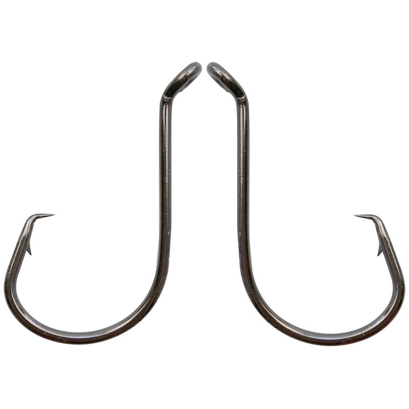 high carbon steel 7384 octopus circle fishing hook with good price